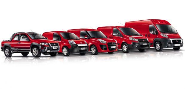 """GreenFleet Awards 2013: Fiat Professional izbran za proizvajalca lahkih dostavnih vozil leta 2013 """"LCV Manufacturer of the Year"""""""