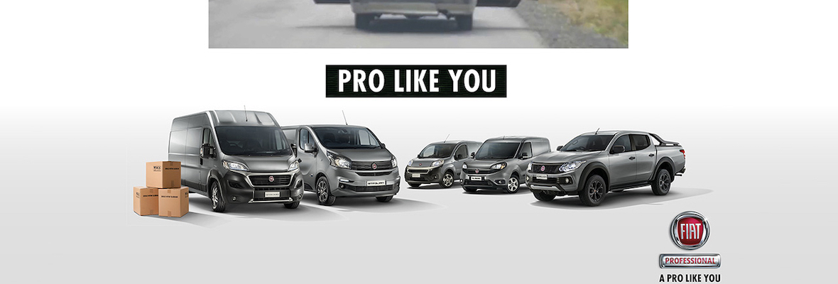 Fiat Professional: najboljši partner za profesionalce